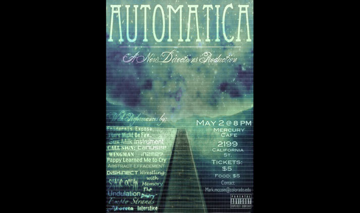Automatica Poster